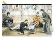Tattoo Parlor, 1882 Carry-all Pouch