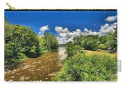 Taughannock Falls Creek Carry-all Pouch