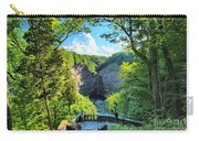 Taughannock Falls Overlook Carry-all Pouch