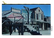 Taverna Western Village In Spain Carry-all Pouch by Colette V Hera  Guggenheim