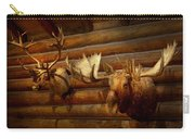 Taxidermy - The Hunting Lodge  Carry-all Pouch