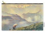 Tea Picking - Darjeeling - India Carry-all Pouch