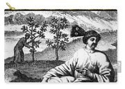 Tea: Treatise, 1687 Carry-all Pouch