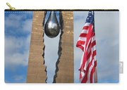 Teardrop Memorial Carry-all Pouch