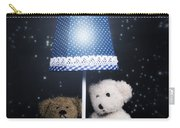 Teddy Bears Carry-all Pouch by Joana Kruse