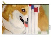 Teddy Weaves Carry-all Pouch