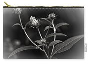 Teenagers Bw Vignette Carry-all Pouch