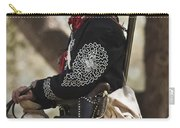 Tejano On Horseback Carry-all Pouch
