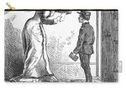 Telegram: Death, 1879 Carry-all Pouch