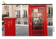 Telephone And Post Box Carry-all Pouch