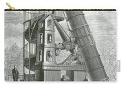 Telescope At The Paris Obervatory Carry-all Pouch