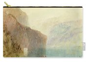 Tell's Chapel - Lake Lucerne Carry-all Pouch