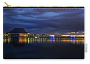 Tempe Arts Center At Sunset  Carry-all Pouch