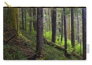 Temperate Rain Forest, Carmanah-walbran Carry-all Pouch