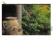 Temple And Garden Urn, The Wild Garden Carry-all Pouch