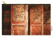 Temple Door Carry-all Pouch by Skip Nall