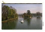 Temple Lock On The River Thames Carry-all Pouch