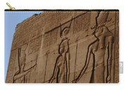 Temple Of Dendara Egypt Carry-all Pouch