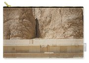 Temple Of Hatshepsut Carry-all Pouch