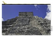 Temple Of Kukulkan Three Carry-all Pouch
