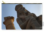 Temple Of Luxor Ramses Ll Carry-all Pouch