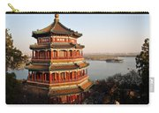 Temple Of The Fragrant Buddha Carry-all Pouch