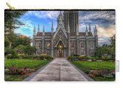 Temple Square Assembly Hall Carry-all Pouch