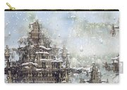 Temples Of The North Carry-all Pouch