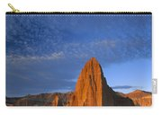 Temples Of The Sun And Moon Carry-all Pouch by Tim Fitzharris