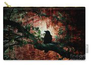 Tempting Fate Carry-all Pouch by Andrew Paranavitana