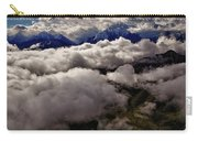 Ten Thousand Feet Over Denali Carry-all Pouch
