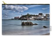 Tenby Harbour 1 Carry-all Pouch