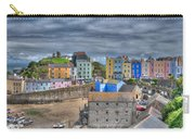 Tenby Harbour In Summer 2 Carry-all Pouch