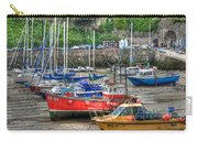 Tenby Harbour In Summer 3 Carry-all Pouch