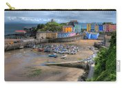 Tenby Harbour In Summer Carry-all Pouch