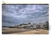 Tenby Harbour Low Tide Carry-all Pouch