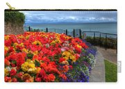 Tenby In Bloom Carry-all Pouch