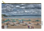Tenby North Beach 3 Carry-all Pouch