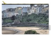 Tenby Over North Beach Carry-all Pouch