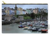Tenby Town Across The Harbour Carry-all Pouch