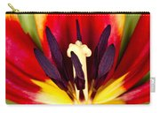 Tender Tulip Carry-all Pouch