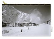 Tengboche Monastery In The Himalayas Carry-all Pouch