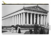 Tennessee Centennial In Nashville - The Parthenon - C 1897 Carry-all Pouch