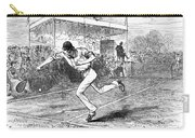 Tennis: Wimbledon, 1880 Carry-all Pouch
