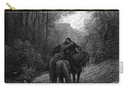 Tennyson: Guinevere Carry-all Pouch by Granger