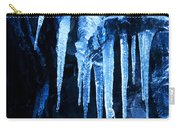 Tentacles Of Ice Carry-all Pouch