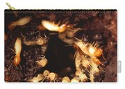 Termite Nest Carry-all Pouch by Science Source