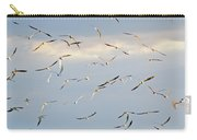 Terns Flying Away Carry-all Pouch