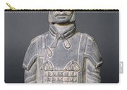 Terracotta Warrior Soldier Carry-all Pouch