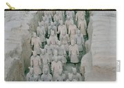 Terracotta Warriors In Xian In China Carry-all Pouch